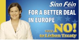 Mary Lou agus Sinn Féin ag tabhairt droim láimhe don Ghaeilge?