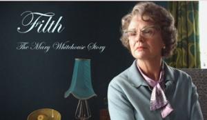 Julie Walters a ghlac páirt Mary Whitehouse sa scannán \'Filth\' ar BBC 2