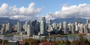 Vancouver, An Cholóim Bhriotanach, Ceanada