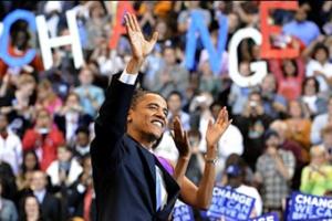 Athrú poirt Obama?
