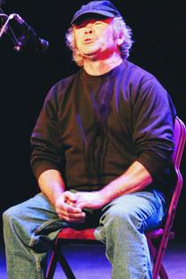 Stiofán Ó Cualáin, buaiteoir an Choirn i nDoire i 2006