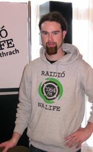 Muiris Ó Fiannachta, bainisteoir Raidió na Life