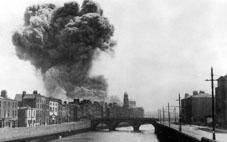 Pictiúir stairiúil ó aimsir an Eirí Amach i mBaile Átha Cliath i 1916